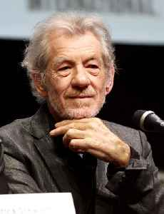 Ian McKellen: English actor
