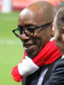 Ian Wright: English footballer and commentator
