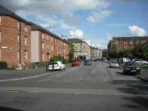 Ibrox, Glasgow: District of Glasgow