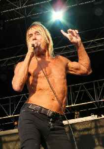 Iggy Pop: American rock singer-songwriter, musician, and actor