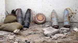 Improvised explosive device: Homemade bomb