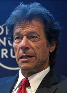 Imran Khan: Prime Minister of Pakistan; Cricketer