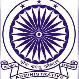 Indian Administrative Service: Administrative department of the Government of India