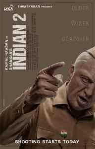 Indian 2: 2021 Tamil-language vigilante action film by S Shankar
