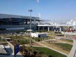 Indira Gandhi International Airport: International airport in Delhi, India
