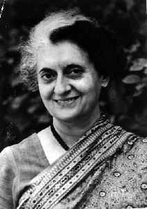 Indira Gandhi: First Lady Prime Minister of India