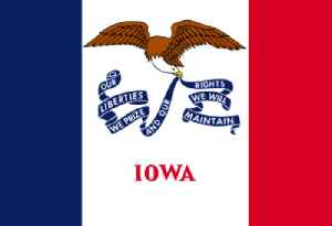 Iowa: State in the Midwestern region of the United States of America
