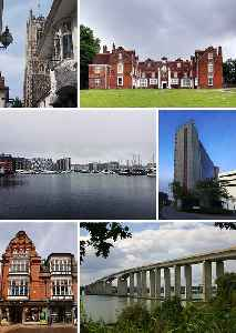 Ipswich: Town and Borough in England