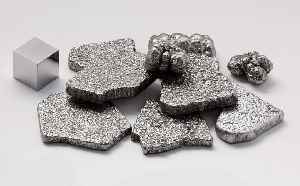 Iron: Chemical element with atomic number 26