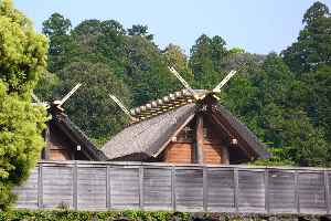 Ise Grand Shrine: Shinto shrine in Mie Prefecture, Japan