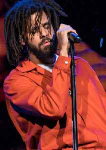 J. Cole: American rapper, singer, songwriter and record producer from North Carolina