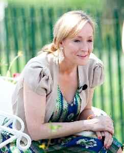 J. K. Rowling: English novelist