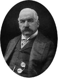 J. P. Morgan: American financier, banker, philanthropist and art collector