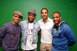 JLS: English boy band