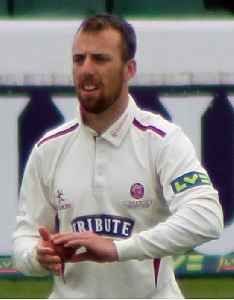 Jack Leach: English cricketer