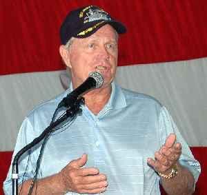 Jack Nicklaus: American golfer