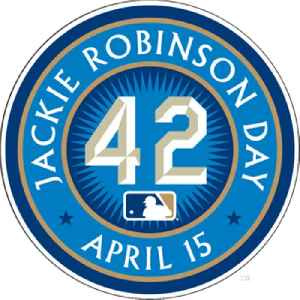 Jackie Robinson Day: Major League Baseball event honoring Jackie Robinson