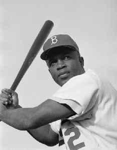 Jackie Robinson: American baseball player
