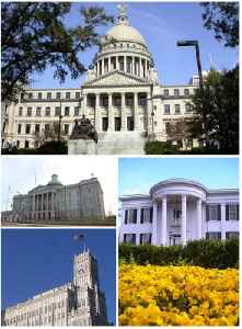 Jackson, Mississippi: Capital of Mississippi