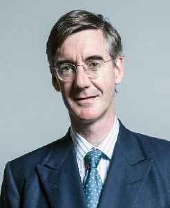 Jacob Rees-Mogg: British politician