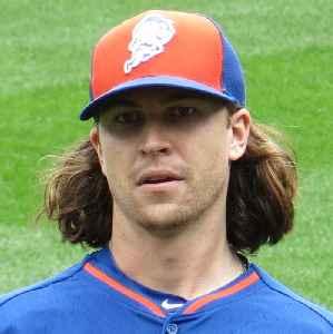 Jacob deGrom: American baseball player