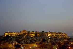 Jaisalmer: City in Rajasthan, India