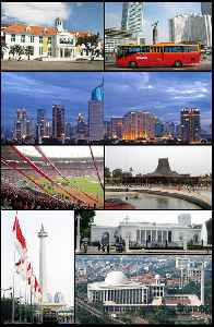 Jakarta: Special Capital Region in Indonesia