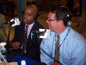 Jamal Simmons: American journalist