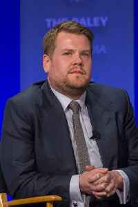 James Corden: English actor, comedian, television host, and singer