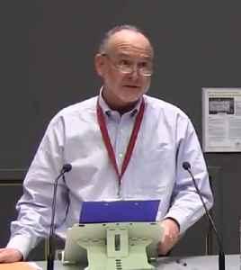 James Ferguson (anthropologist): American anthropologist