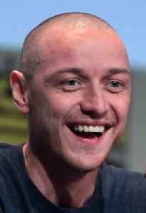James McAvoy: Scottish actor