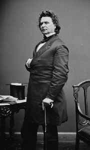 James Mitchell Ashley: American politician