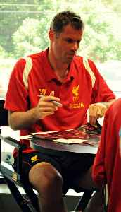 Jamie Carragher: English association football player
