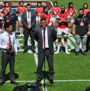 Jamie Joseph: New Zealand-Japanese rugby union footballer and coach