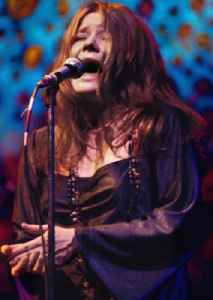 Janis Joplin: American singer and songwriter