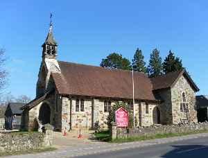 Jarvis Brook: Village in United Kingdom