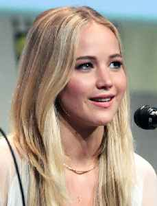Jennifer Lawrence: American actress