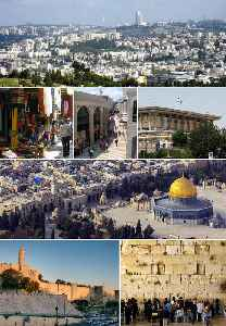 Jerusalem: City in the Middle East