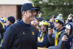 Jim Harbaugh: American football player and coach