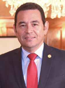 Jimmy Morales: Former Guatemalan president and former comic actor