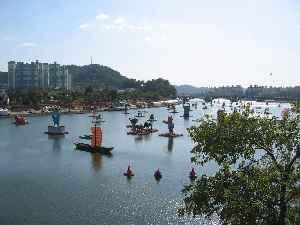 Jinju: Municipal City in Yeongnam, South Korea
