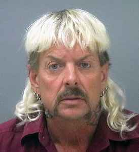 Joe Exotic: American zookeeper and convict