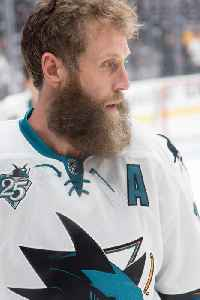 Joe Thornton: Ice hockey player