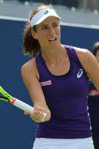 Johanna Konta: British tennis player