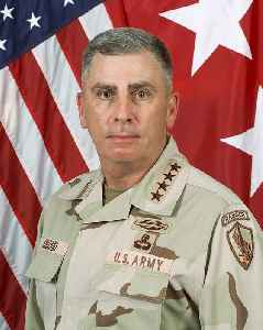 John Abizaid: Retired US army general and former CENTCOM commander