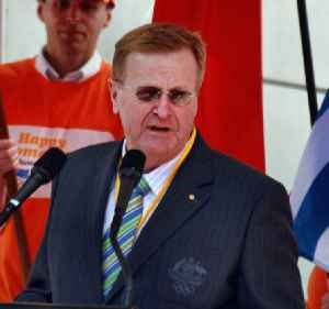 John Coates (sports administrator): Australian sports administrator