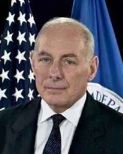 John F. Kelly: American politician and military officer