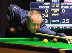 John Higgins: Scottish professional snooker player, 4-time world champion (last 2011)