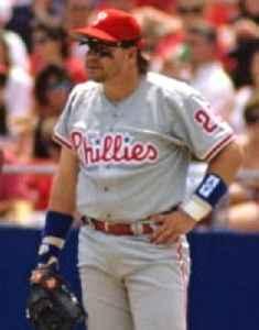 John Kruk: American baseball player