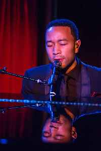 John Legend: American singer, songwriter, pianist and record producer from Ohio